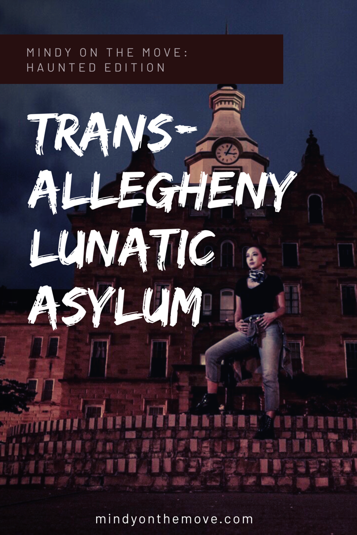Trans-Allegheny Lunatic Asylum Video