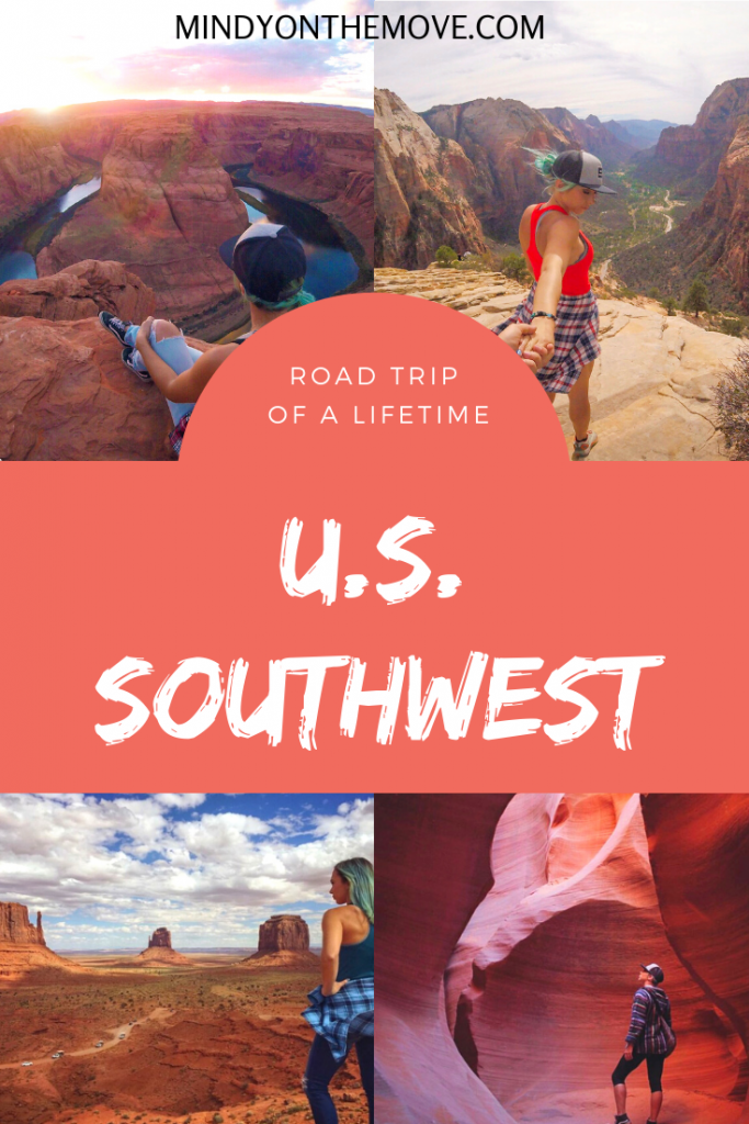 Southwest road trip of a lifetime