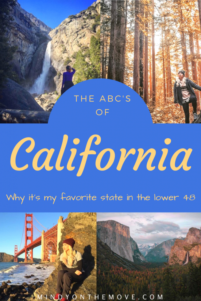 Why California is my favorite state...