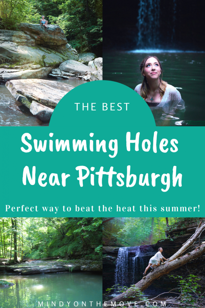best swimming holes near pittsburgh