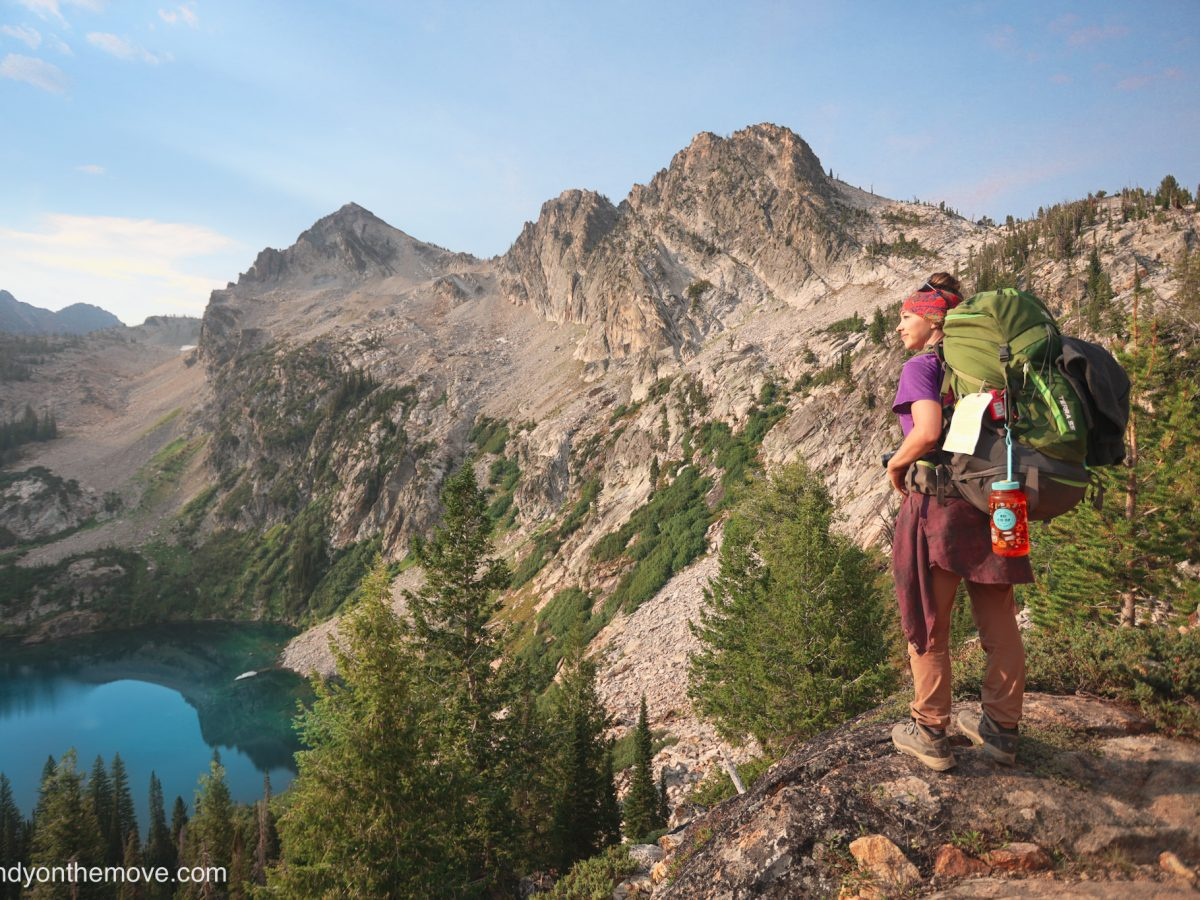 best sawtooth wilderness adventure