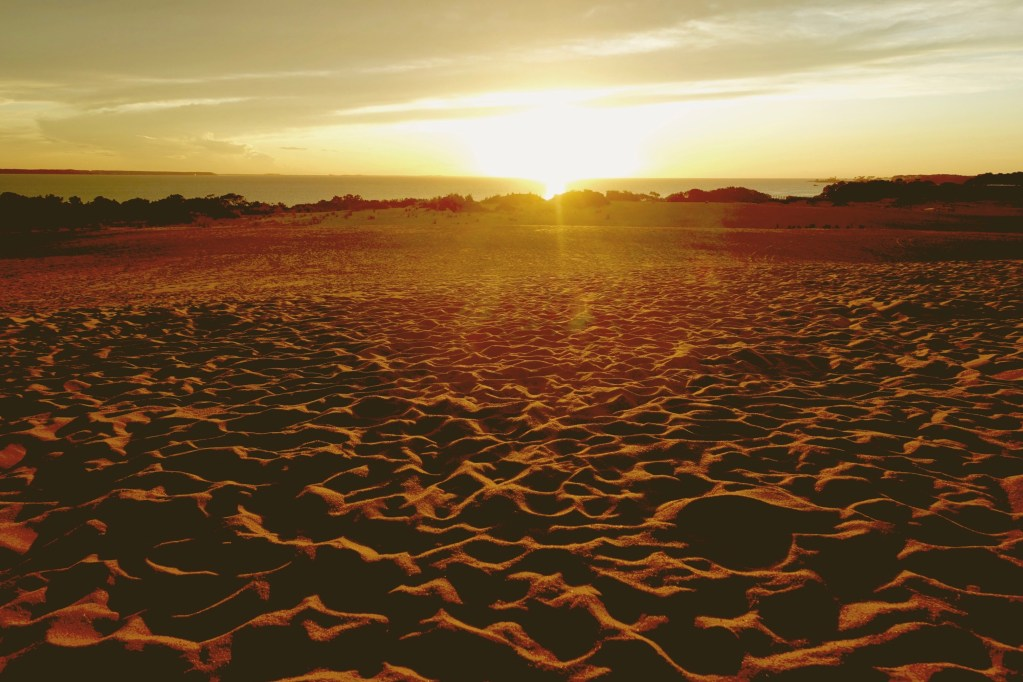 coolest sand dunes in the U.S.