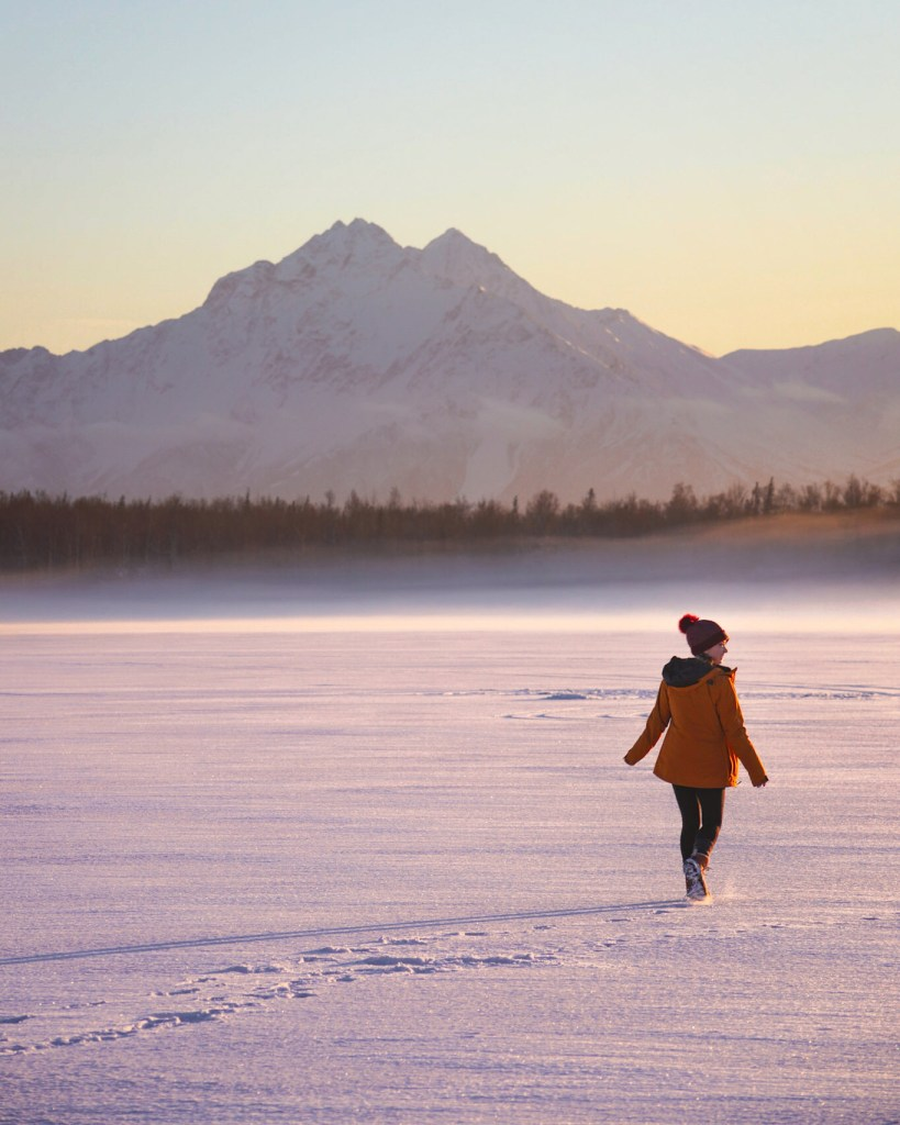 winter activites in alaska
