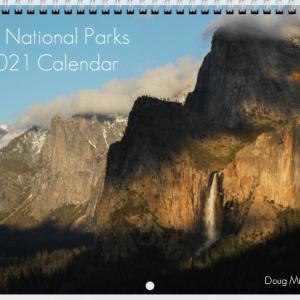 national parks 2021 calendar